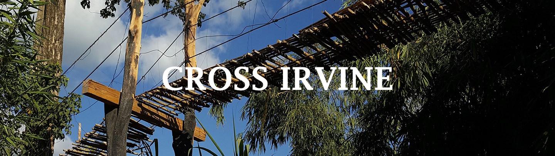Cross Irvine